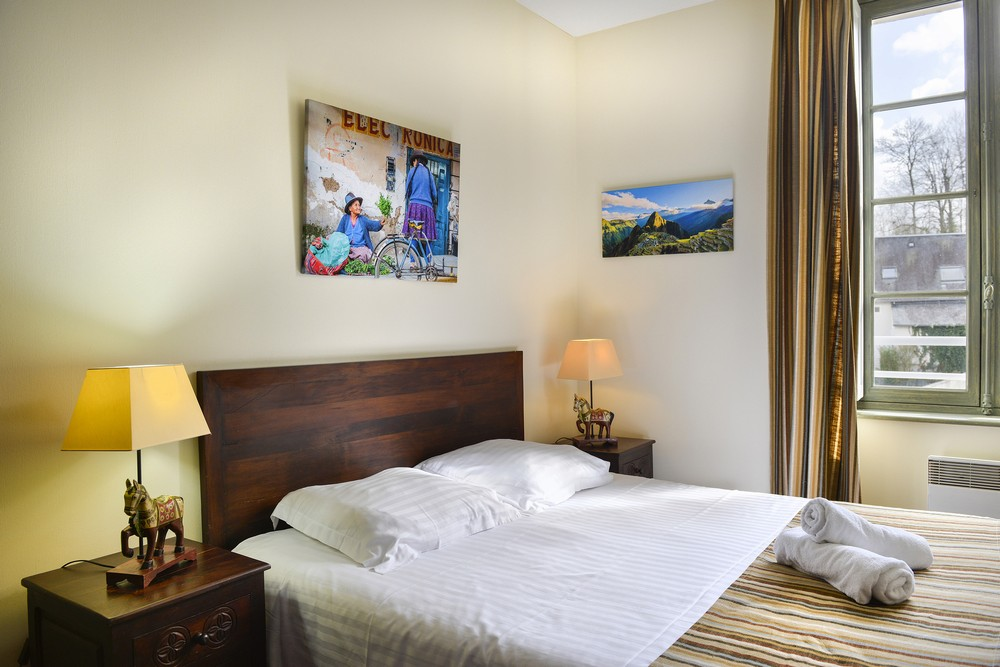 Domaine des thômeaux, hotel spa restaurant - classic room