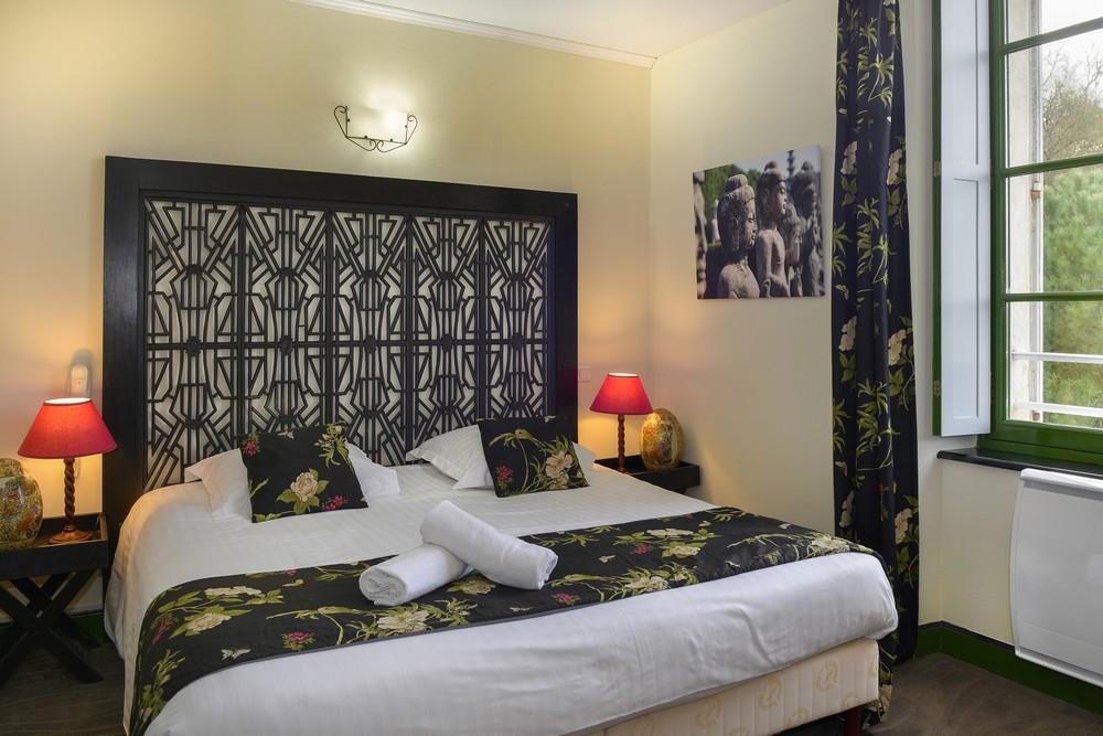Domaine des thômeaux, hotel restaurant spa - superior room