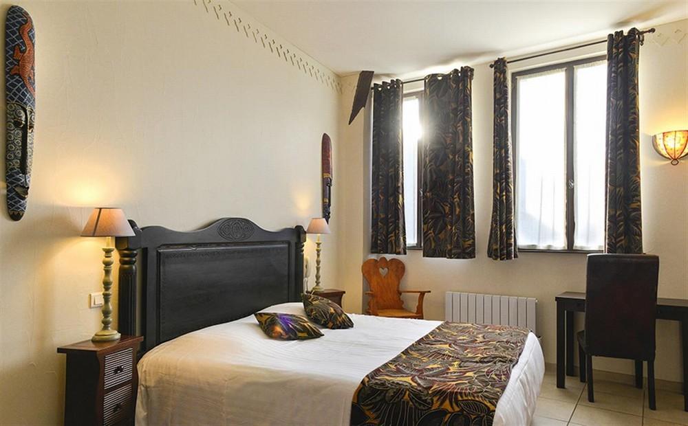 Domaine des thômeaux, hotel ristorante spa - camera superior