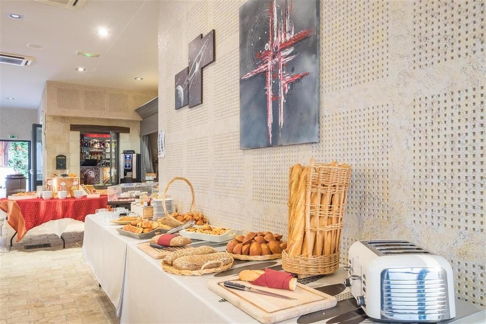 Domaine des thômeaux, hotel restaurant spa - breakfast