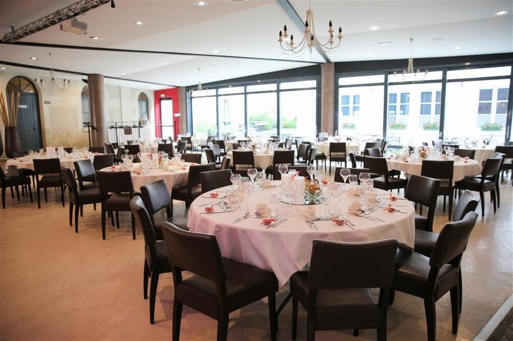 Domaine des thômeaux, hotel ristorante centro benessere - ristorante