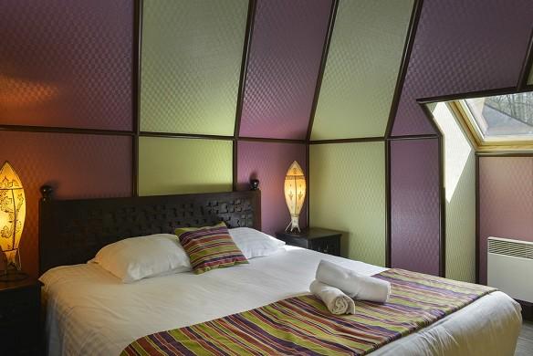 Domaine des thômeaux, hotel restaurante spa - habitación de lujo
