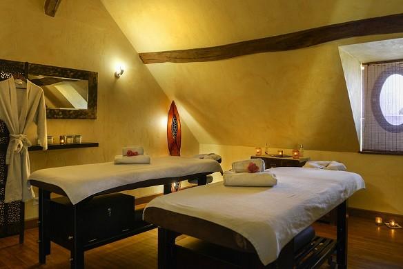 Domaine des thômeaux, hotel restaurante spa - duo cabin