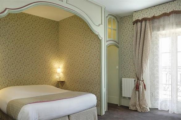 Domaine des thômeaux, hotel restaurante spa - dormitorio