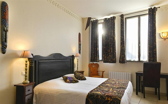 Domaine des thômeaux, hotel restaurante spa - habitación superior