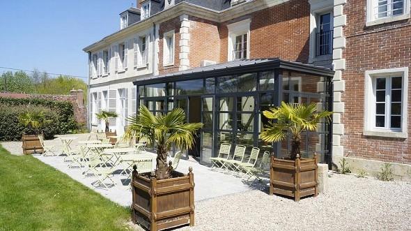 Domaine des thômeaux, hotel restaurante spa - exterior
