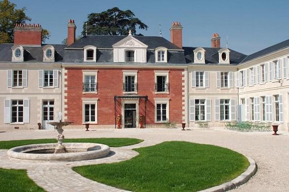 Domaine des Thômeaux, hotel restaurante spa - fuera del dominio