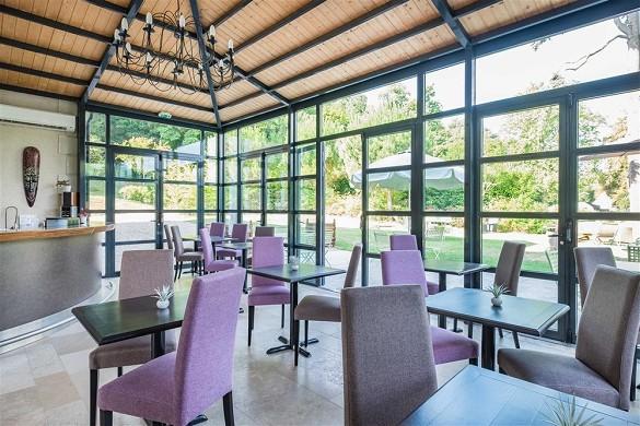 Domaine des thômeaux, hotel restaurante spa - interior