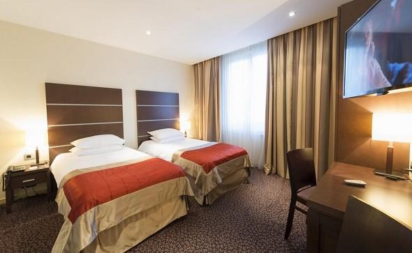 Hotel bristol le touquet paris plage - room