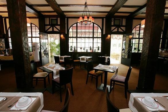 Hotel bristol le touquet paris plage - breakfast room