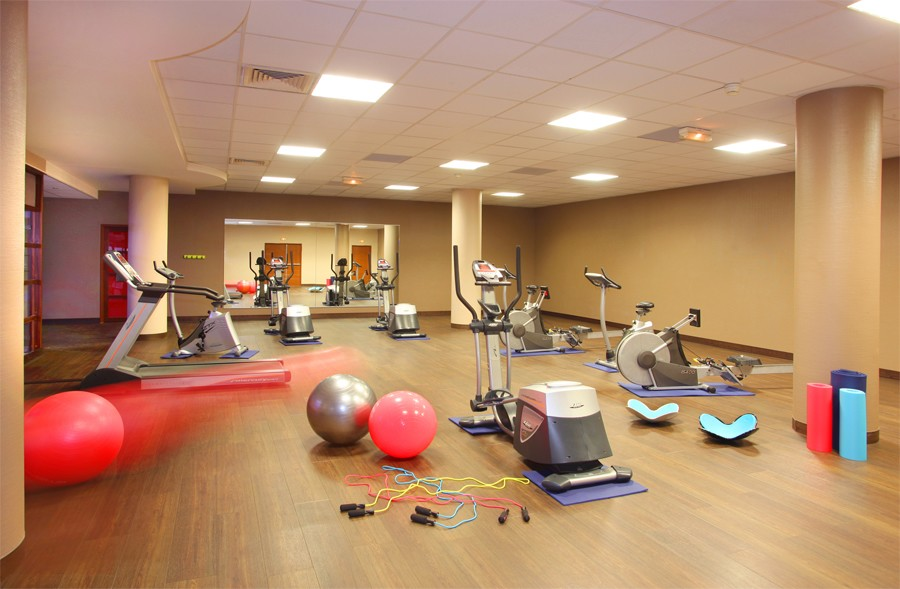 Hotel Plaza - Site Futuroscope - Fitness