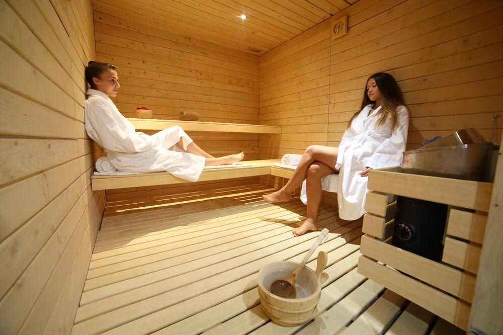 Hotel Plaza - Site Futuroscope - Sauna