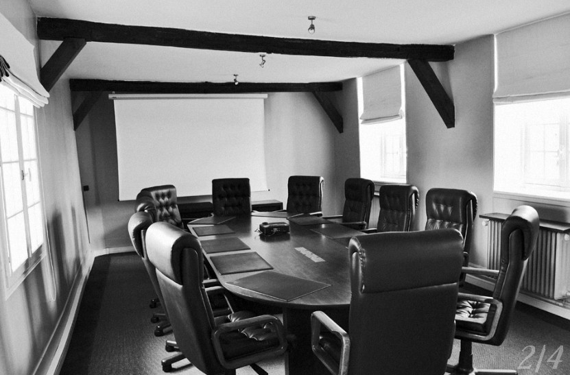 The manor of the great common - meeting room
