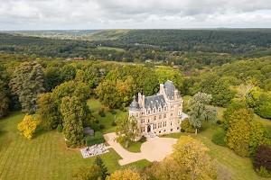 Château de Meridon - Chevreuse-Seminar
