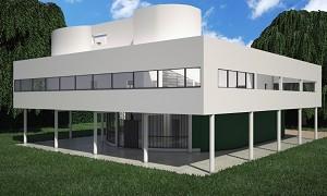 Villa Savoye - Poissy Seminar