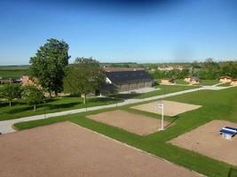 campo Soignolles - vista panoramica