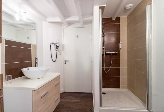 Résidence la pommeraie - baño