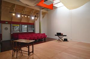 Scuola Generale di Teatro e Immagine - seminario affitto della sala Montreuil