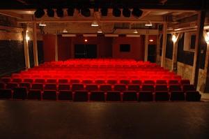 Teatro de la Reina Blanca - vista desde la etapa