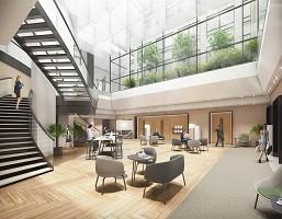 ATRIUM - VERSO Conference Centre di Victoire