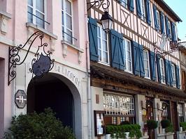 Hotel de conferencias en el Eure