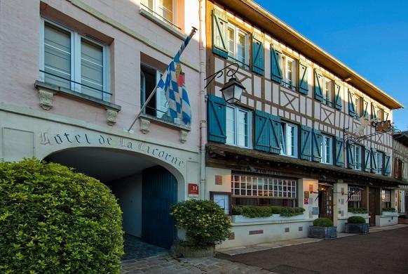 Hotel licorne & spa - seminar hotel ****