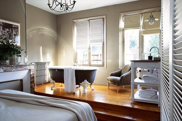 Unicorn Hotel & Spa - gemütlicher Raum