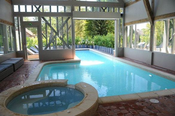 Unicorn Hotel & Spa - Pool zum Entspannen