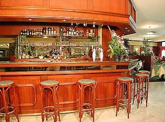 Euro hôtel paris saint denis - bar