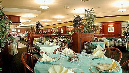 Euro hôtel paris saint denis - restaurant