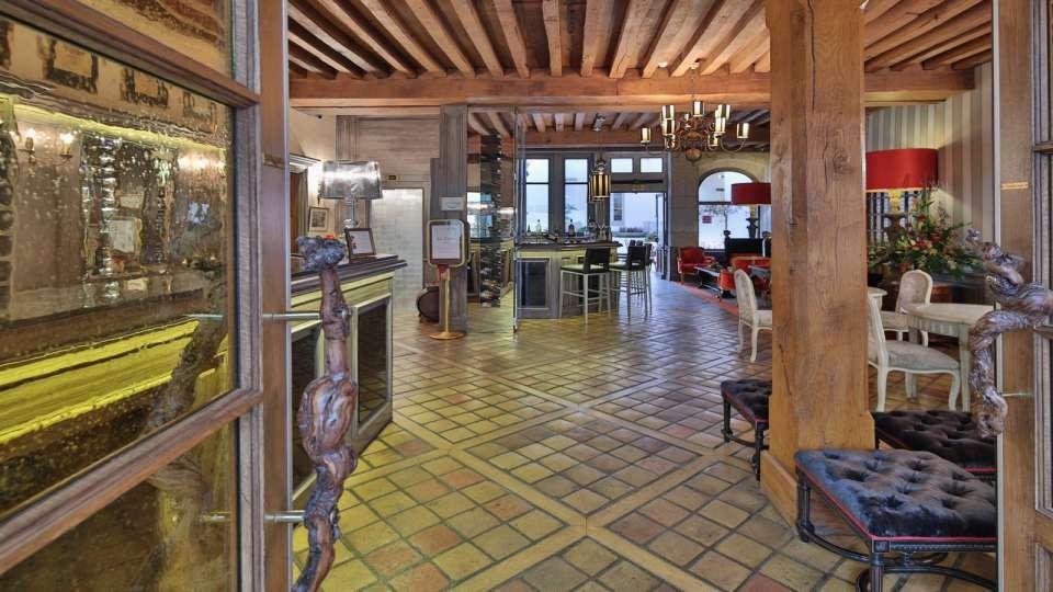 Hotel Le Cep Et Spa Marie De Bourgogne Salle Seminaire Beaune 21