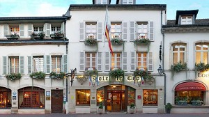Hotel Le Cep SPA and Mary of Burgundy - Front