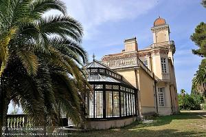 Chateau Saint Georges - esterno
