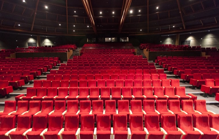 salle theatre rond point