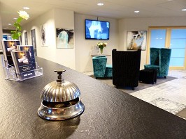 Brit Hotel Le Galion Binic - hoteles para seminarios Bretaña