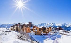 Hotel mmv Alpe d'huez Les Bergers - Seminar in Isère