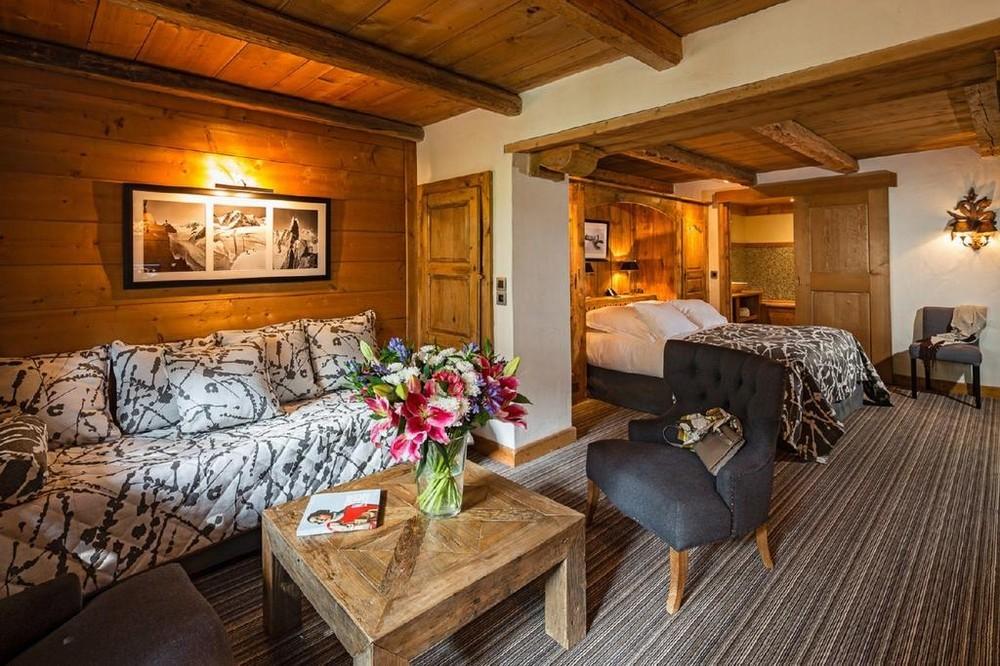The horseshoe - accommodation