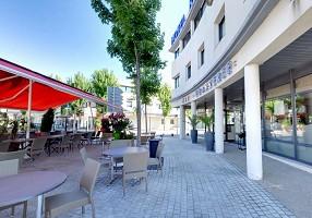 Hotel de Loire - Außenansicht