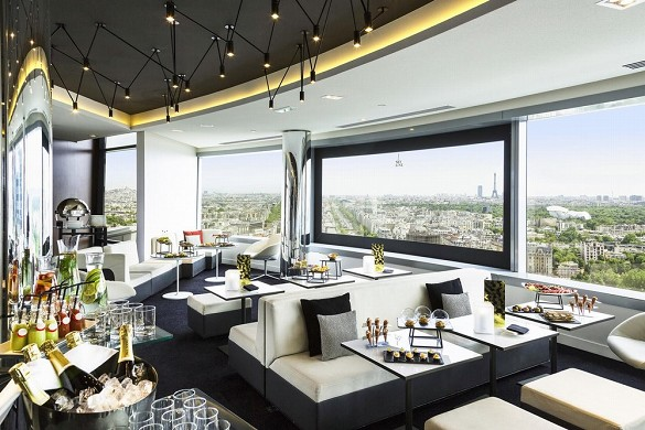 Meliá paris la defense - restaurante