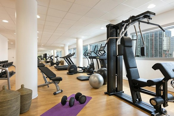 Meliá paris la defense - gym