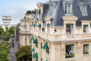 La Península de París - hotel de lujo en París para seminarios
