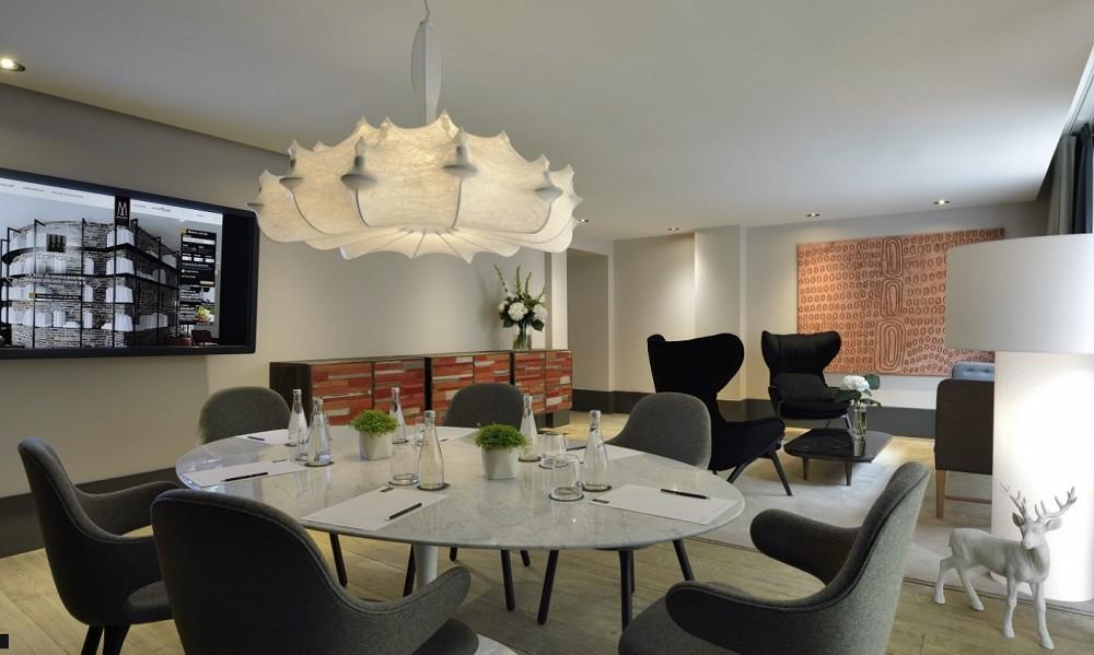 Balthazar Spa Hotel Seminar Room Rennes 35