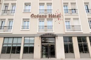 The Originals Boutique Hotel Océane Le Havre - Front