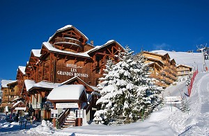Grandes Rousses Hotel - Seminar Alpe d'Huez