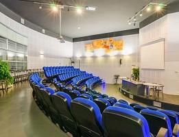 CHEOPS 87 - Auditorium