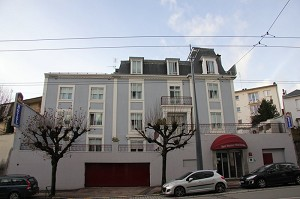 Best Western Richelieu Limoges - seminarios de hoteles habitantes de Limoges