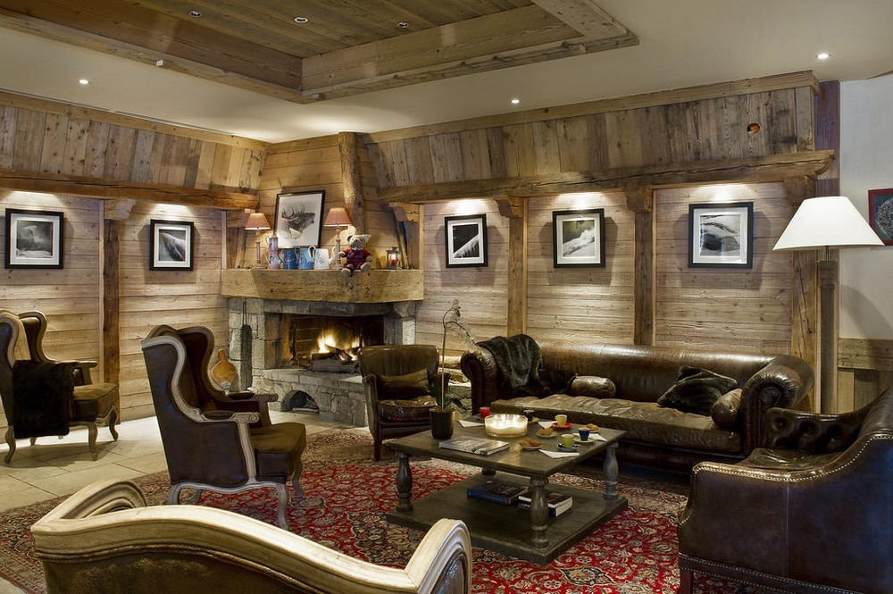 Hotel beauregard la clusaz - soggiorno
