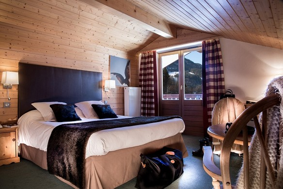 Beauregard Hotel La Clusaz - Zimmer