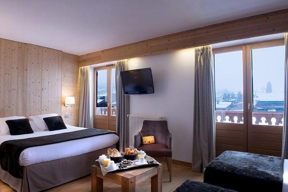 Hotel beauregard la clusaz - unterkunft