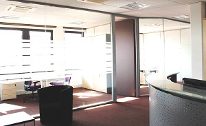 Office Business Center - accueil